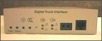 Nortel - Digital Trunk Media Bay Module